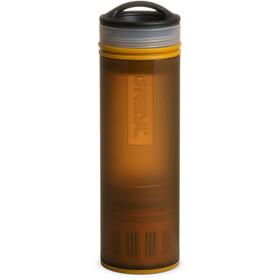 Grayl Ultralight Compact Purificador de Agua, naranja